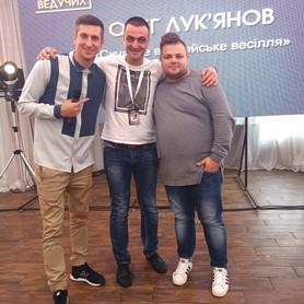 Гурам Маглаперидзе - ведущий в Одессе - портфолио 5
