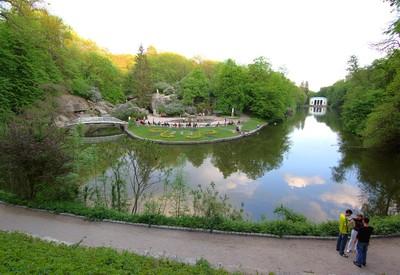 Парк Софиевка - место для фотосессии в Умани - портфолио 4
