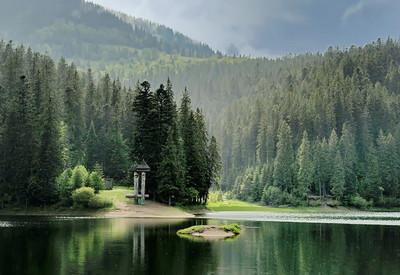 Озеро Синевир - фото 3