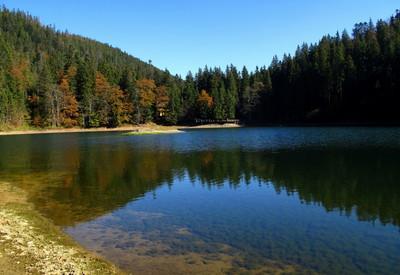 Озеро Синевир - фото 2