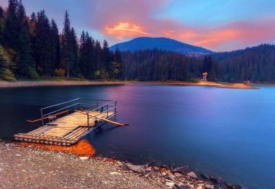 Озеро Синевир - фото 1