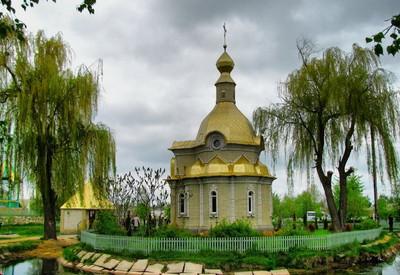 Изюм - место для фотосессии в Харьковской области - портфолио 5