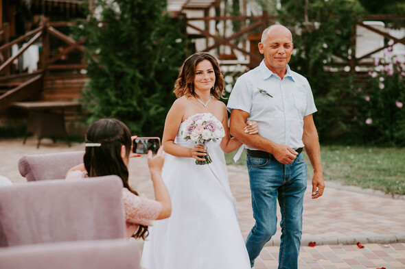 Свадьба Юра и Маша 17.08  - фото №43