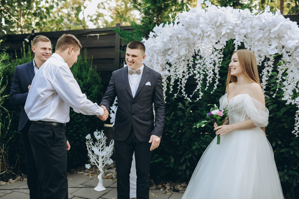 Свадебная церемония - фото №5