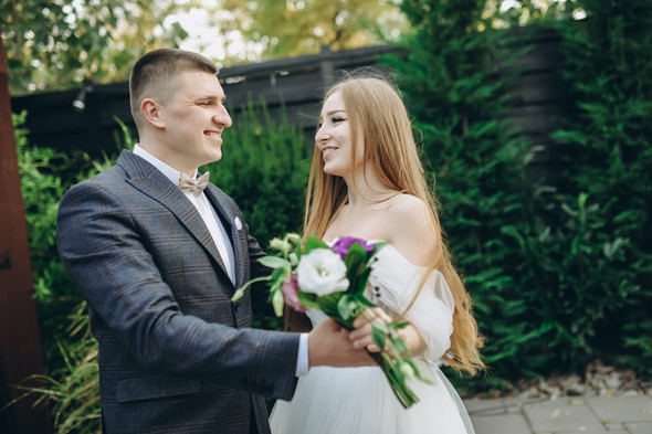 Свадебная церемония - фото №19