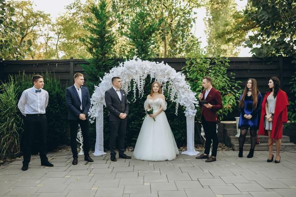 Свадебная церемония - фото №6