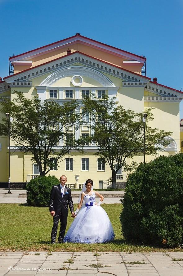 Алена и Антон - фото №1