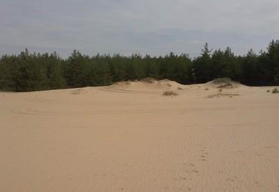 Кицевская пустыня - место для фотосессии в Харьковской области - портфолио 5