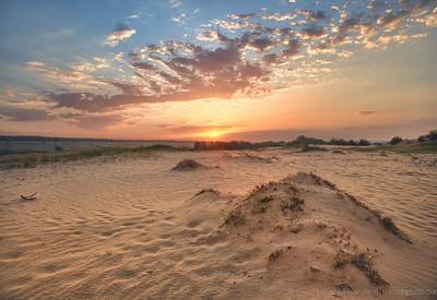 Кицевская пустыня - место для фотосессии в Харьковской области - портфолио 1