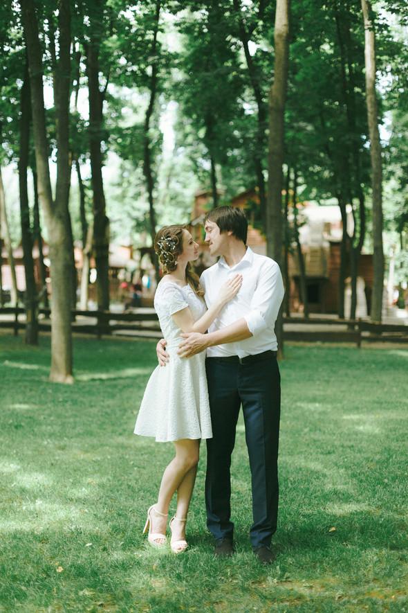 Дмитрий + Анна - фото №6