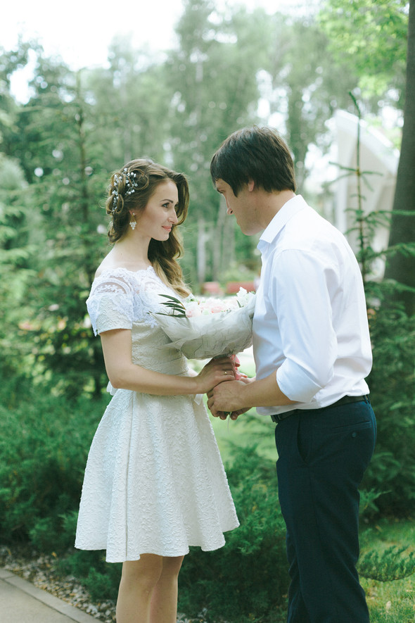Дмитрий + Анна - фото №3