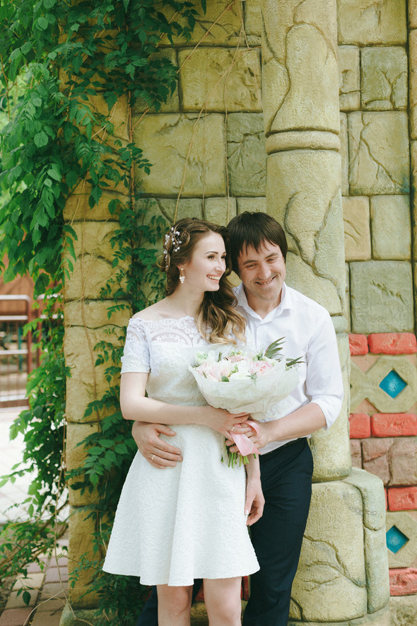 Дмитрий + Анна - фото №9