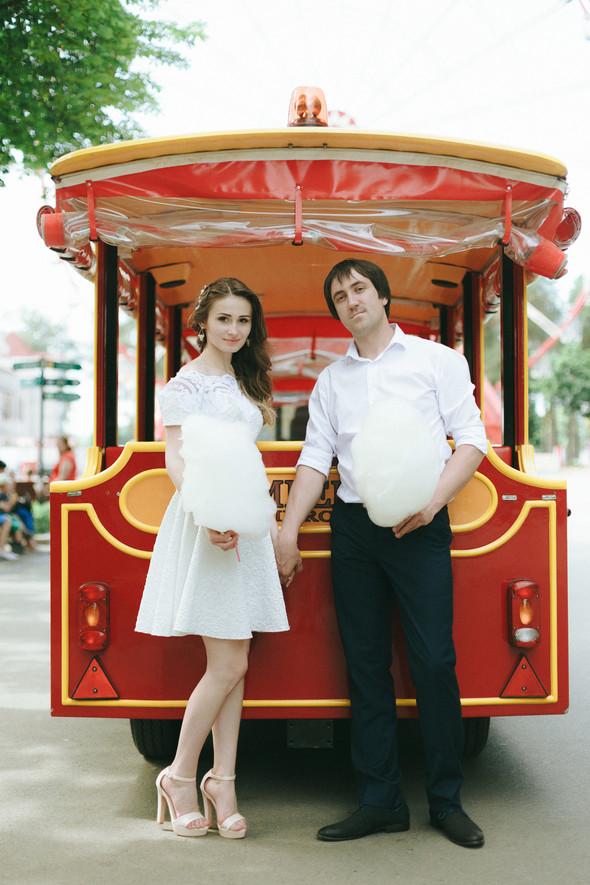 Дмитрий + Анна - фото №14