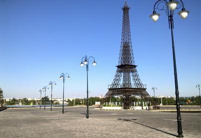 Французский бульвар и Эйфелевая башня - фото 1