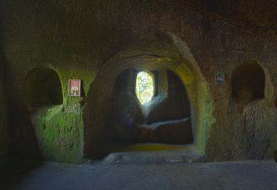 Скальный монастырь в Розгирче - место для фотосессии в Львовской области - портфолио 5
