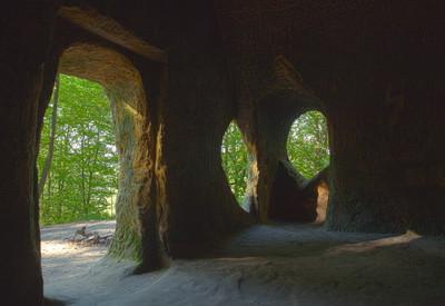 Скальный монастырь в Розгирче - место для фотосессии в Львовской области - портфолио 3