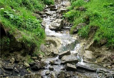 Водопады в Ростоках - место для фотосессии в Черновицкой области - портфолио 5