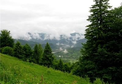 Водопады в Ростоках - место для фотосессии в Черновицкой области - портфолио 4