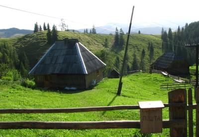Водопады в Ростоках - место для фотосессии в Черновицкой области - портфолио 2