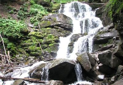 Водопады в Ростоках - место для фотосессии в Черновицкой области - портфолио 3