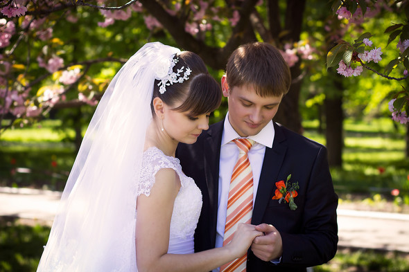 Свадьба Виктора и Ольги - фото №1