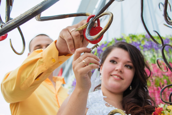 Свадьба Сергея и Ани - фото №27