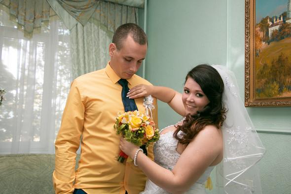 Свадьба Сергея и Ани - фото №7