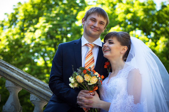 Свадьба Виктора и Ольги - фото №10