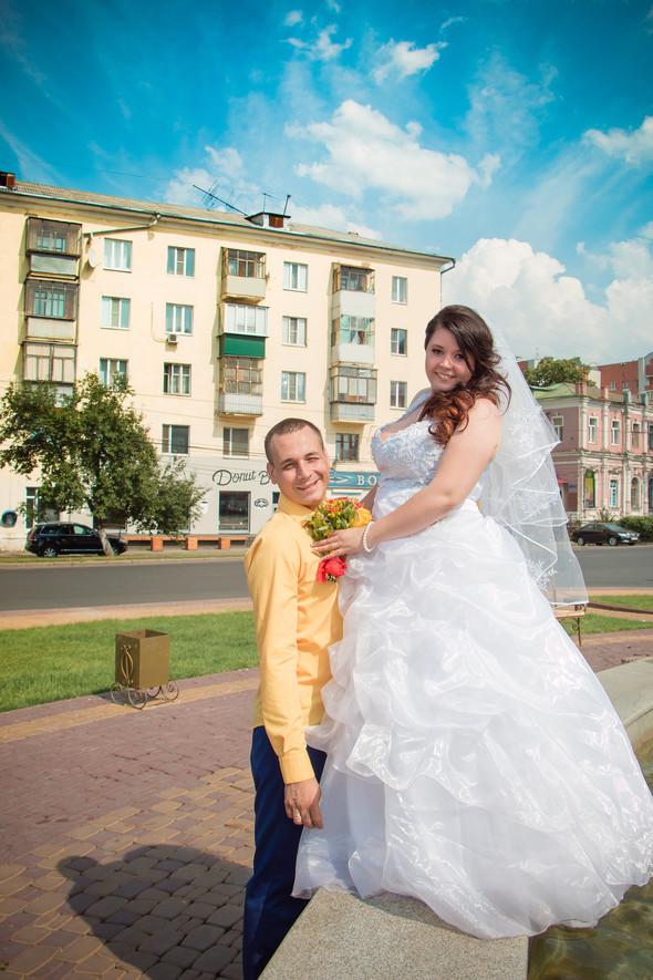 Свадьба Сергея и Ани - фото №17