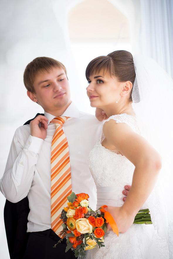 Свадьба Виктора и Ольги - фото №4