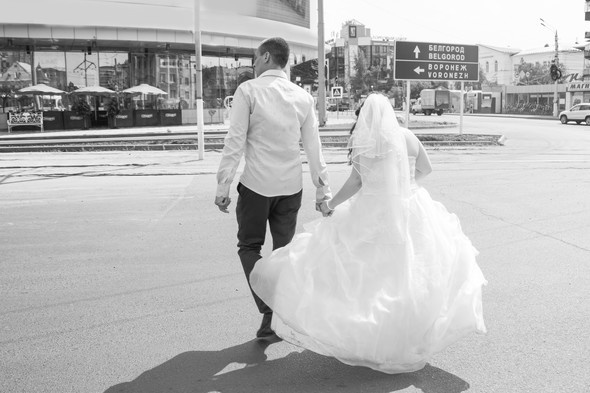 Свадьба Сергея и Ани - фото №19