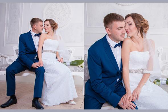 Свадьба Олега и Елены - фото №1