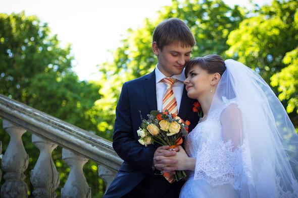 Свадьба Виктора и Ольги - фото №9