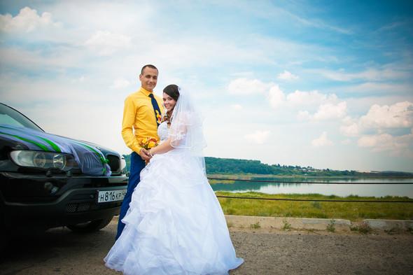 Свадьба Сергея и Ани - фото №8