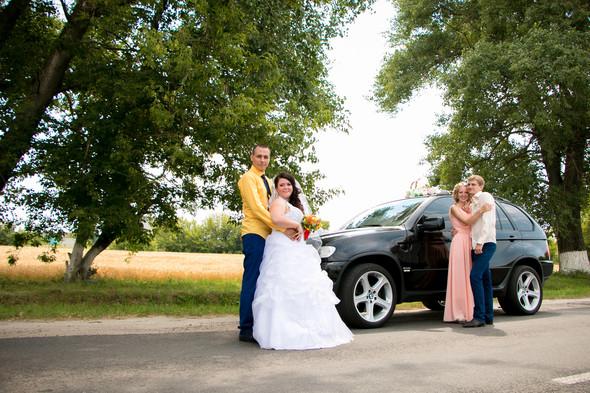 Свадьба Сергея и Ани - фото №15