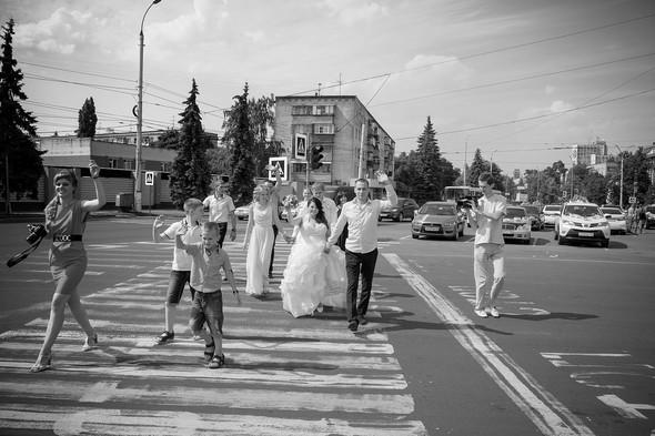 Свадьба Сергея и Ани - фото №16