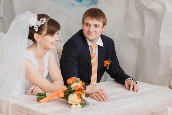 Свадьба Виктора и Ольги - фото №6