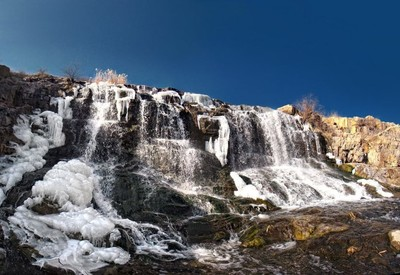Водопад Белые камни - фото 3