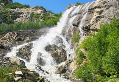 Водопад Белые камни - фото 2