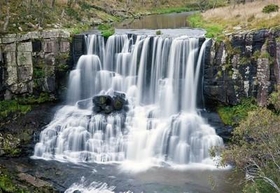 Водопад Белые камни - фото 1