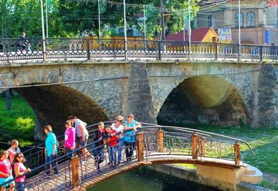 г.Берегово - место для фотосессии в Закарпатской области - портфолио 3
