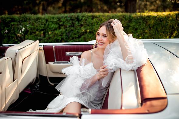 Классическая свадьба Лизы и Артема - фото №32