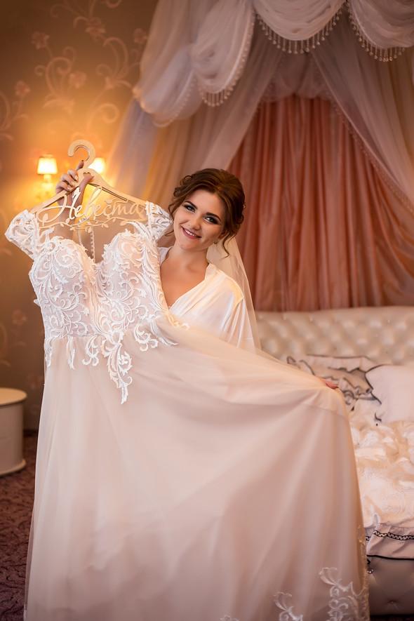 Классическая свадьба Кати и Стаса - фото №7