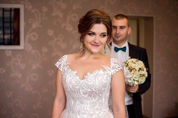 Классическая свадьба Кати и Стаса - фото №10