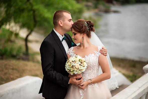 Классическая свадьба Кати и Стаса - фото №19