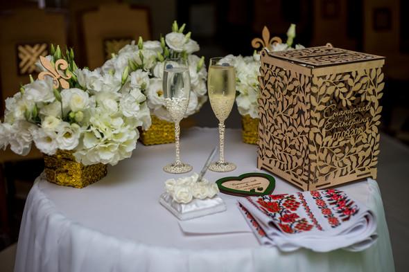 Классическая свадьба Кати и Стаса - фото №35
