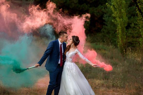 Свадьба замечательных ребят  Марины и Ромы - фото №22