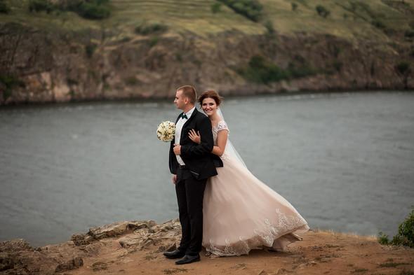 Классическая свадьба Кати и Стаса - фото №31
