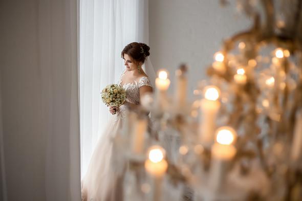 Классическая свадьба Кати и Стаса - фото №11
