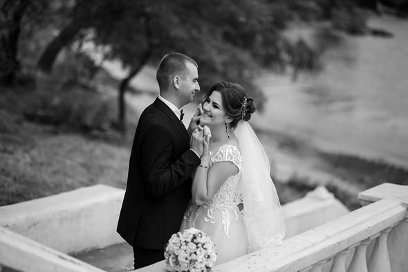 Классическая свадьба Кати и Стаса - фото №20